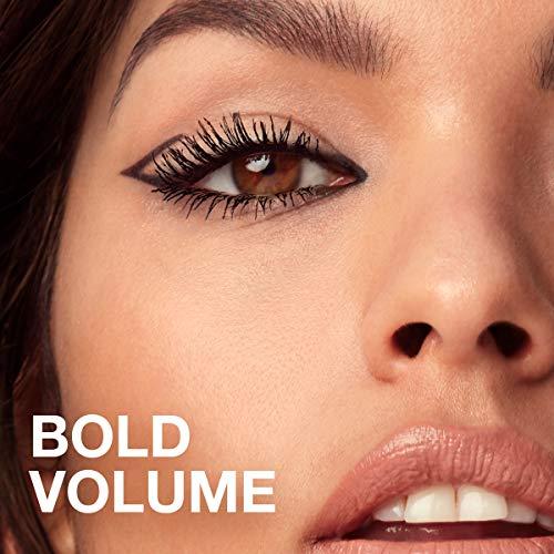 Maybelline Volum' Express The Colossal Washable Mascara, Volumizing, Glam Black