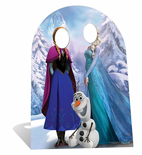 Disney Frozen Child Photo Stand-in -