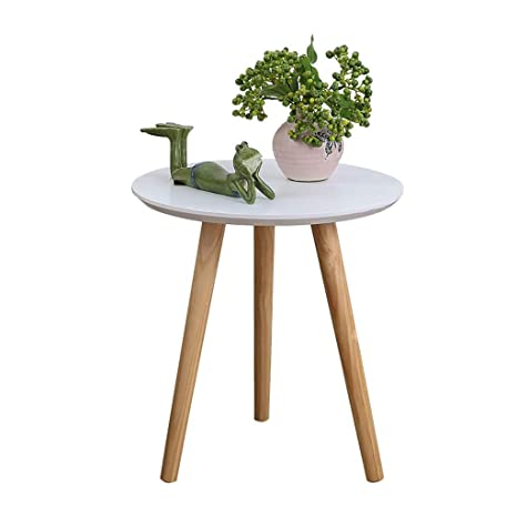 Remarkable Amazon Com Side Table End Tables Small Round Table Seating Spiritservingveterans Wood Chair Design Ideas Spiritservingveteransorg
