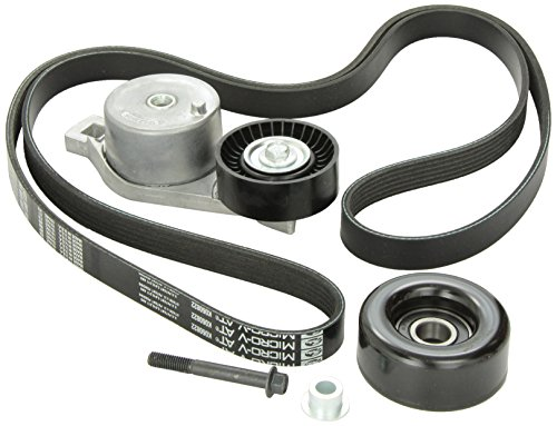 Belt Drive Front Pulley - Gates ACK060822 Belt Drive Kit