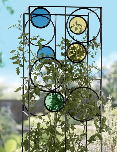 Kaleidoscope Tomato Cage by Gardener's Supply Company