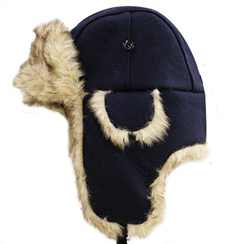City Hunter W200n Premium Trapper Hat Multi Colors
