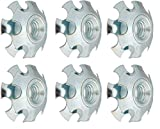 #4: Stromberg Carlson FST-9975 Stand-Off Nut for Ladder (6)