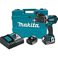 Makita Xph03Mb 18V Lxt Hammer Drill Kit 1/2