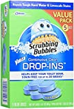 Toilet Tank Cleaner Scrubbing Bubbles Toilet Cleaner Drop Ins, 5 Count, 7.1 Ounce