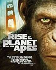Rise of the Planet of the Apes by Rupert…