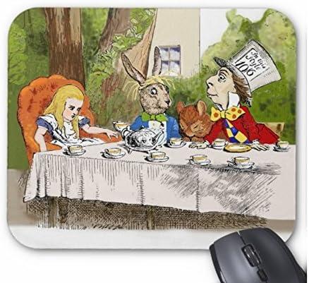 Amazon Co Jp 不思議の国のアリス 狂ったお茶会 のマウスパッド フォトパッド アリスシリーズ カラー ホーム キッチン