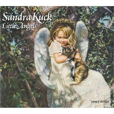 Sandra Kuck 2009 Calendar: Little Angels ()