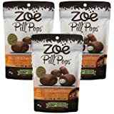 (3 Pack) Zoe Pill Pops Roasted Chicken with Rosemary - 3.5 Ounces each