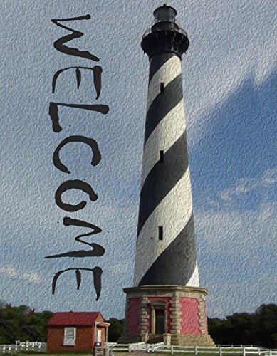 Flag Emotes Decorative Garden Flag Double Sided Welcome Lighthouse Beach Theme