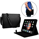 Shoulder Strap Carrying Case for iPad Air by Sherpa Carry - Midnight