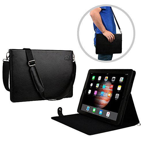 Shoulder Strap Carrying Case for iPad Air by Sherpa Carry (Shoulder Sherpa)