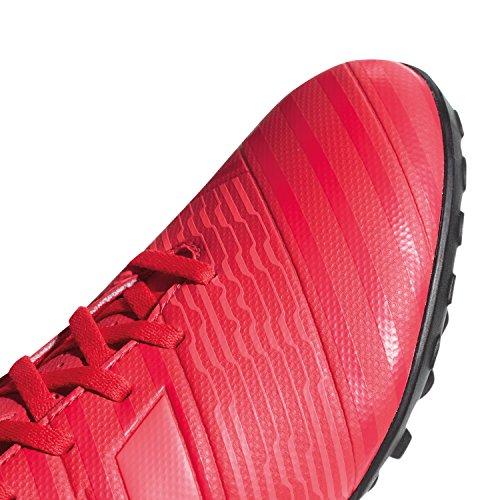 adidas Herren NEMEZIZ Tango 17.4 TF Fußballschuhe Rot (Reacor/Redzes/Cblack)