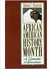 african american history month a calendar of devotions