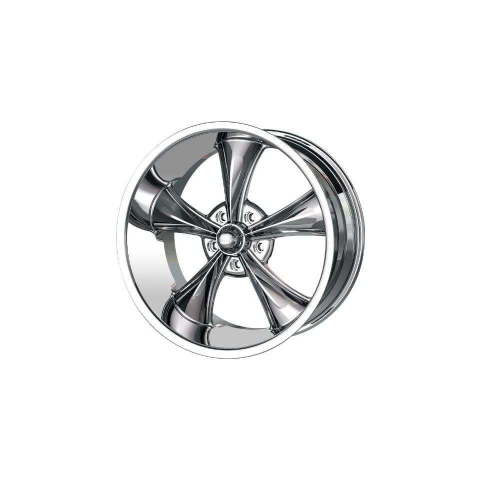 Ridler Style 695 Wheel with Chrome Finish (17x7/5x114.3mm)