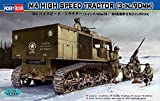 "Hobby Boss M4 High Speed Tractor Vehicle Model Building Kit, 3""/90mm"