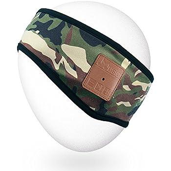 Amazon.com: Qshell Unisex Music Bluetooth Headband