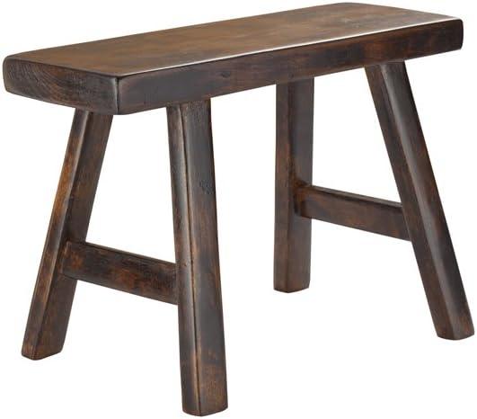 Porthos Home Wooden Kids Seat, Rectangular