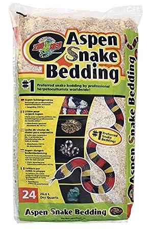 Zoo Med Aspen Snake - Juego de cama CROCI SB8