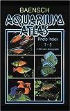 img - for Baensch Aquarium Atlas Photo Index 1-5 (New Second Edition) (v. 1-5) book / textbook / text book
