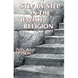 Step by Step in the Jewish Religion, Epstein, Isidore, 0900689129