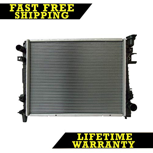 Radiator For 02-08 Dodge Ram 1500 Ram Van V6 3.7L V8 4.7L 5.9L Great Quality