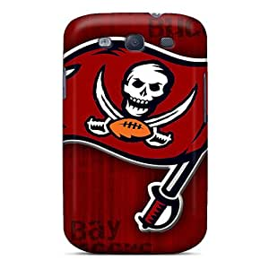 Shockproof Cell-phone Hard Covers For Samsung Galaxy S3 (gdr2741VFSp) Support Personal Customs HD Tampa Bay Buccaneers Pictures