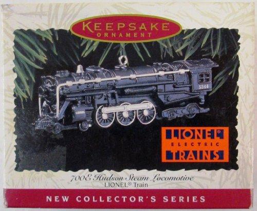 Lionel Train 700E Hudson Steam Locomotive 1996 Hallmark Keepsake Ornament