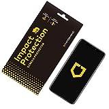 RhinoShield Screen Protector for iPhone 8 / iPhone 7 [Impact Protection]   Hammer Tested Impact Protection - Clear and Scratch Resistant Screen Protection