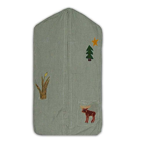 Patch Magic 12-Inch by 23-Inch Moose Diaper Stacker