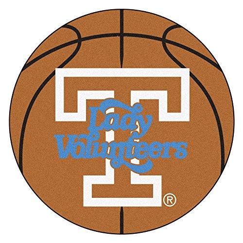 (University of Tennessee Lady Vols Basketball Area Rug)