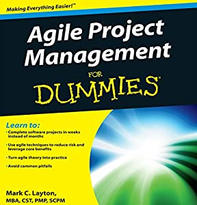 Agile Project Management for Dummies Audiobook