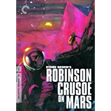 Robinson Crusoe on Mars (The Criterion Collection) (1964)