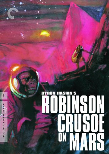 Robinson Crusoe on Mars (The Criterion Collection) by Criterion