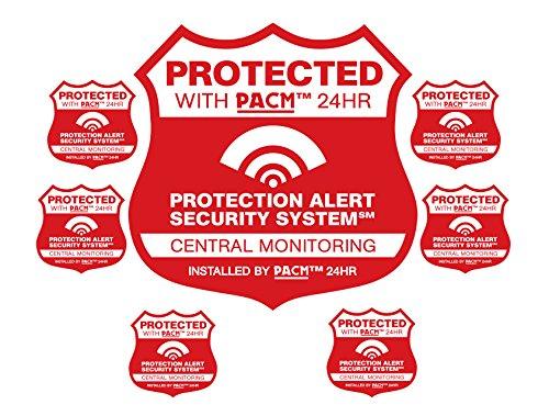 Home Alarm Stickers - 7