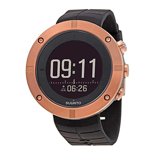 Suunto Kailash Copper Alarm World Time Watch SS021815000