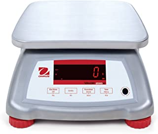 Ohaus V22x WE3T Valor 2000XW Compact Bench scale 3, 000g x 0.5g