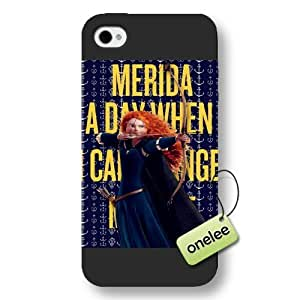 Disney Cartoon Movie Pocahontas Frosted Phone Case; Cover For Samsung Galaxy Note 4 Cover - Black