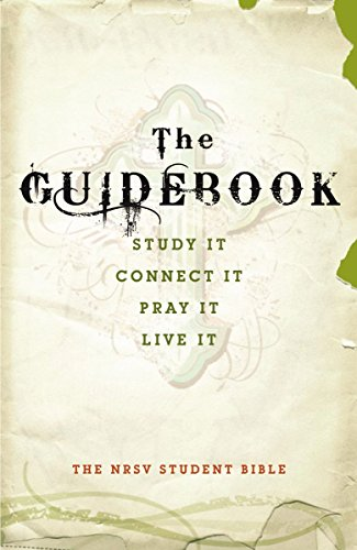 NRSV, The Guidebook, eBook: The NRSV Student Bible