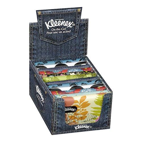 036000139839 - Kleenex Wallet Pack Facial Tissues (200 Packs) carousel main 1