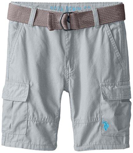 U.S. Polo Assn. Boys Cotton Ripstop Cargo Short