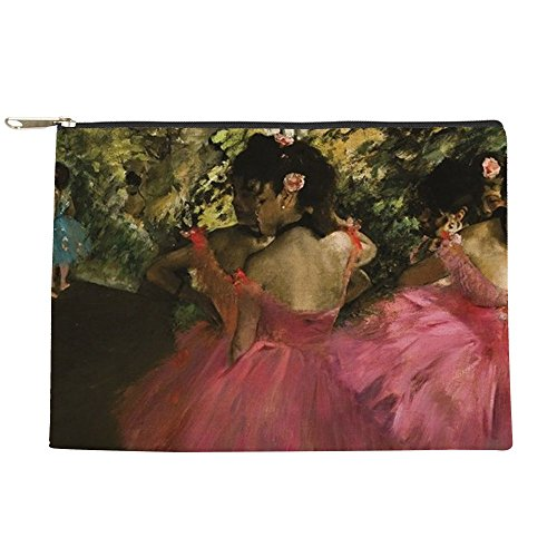(CafePress - Dancers In Pink By Edgar Degas - Makeup Pouch)