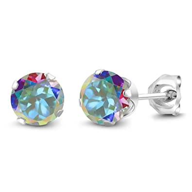 blue x gg mist creations options earrings oval stud fuzion mm cut studs topaz carat mercury pages mystic