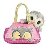 Aurora World Fancy Pals Peek-A-Boo Owl Pet Carrier