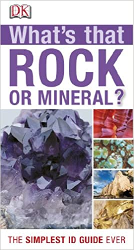 RSPB What's that Rock or Mineral? (Rspb Beginners Guide)