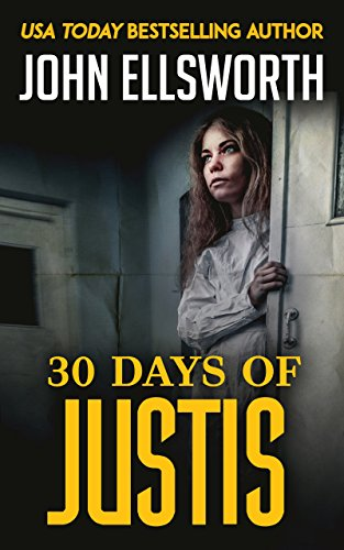 30 Days of Justis (Michael Gresham Series Book 8) cover