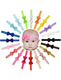 Baby Girls Headbands 20Pcs 2.75