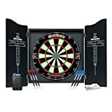 Winmau Dartboard Cabinet Set with Dart Board