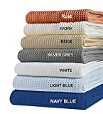 TreeWool, 100% Soft Premium Cotton Thermal Blanket Lightweight Easy Care Soft Comfortable