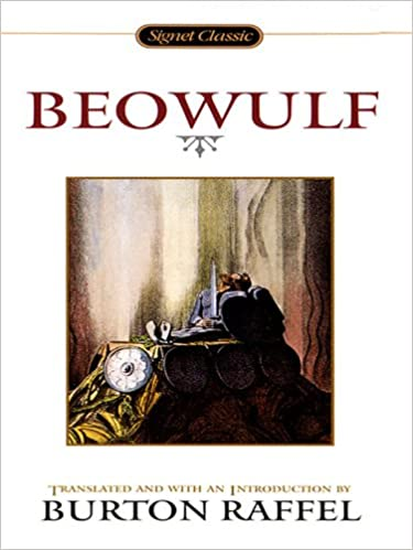 amazon com beowulf ebook burton raffel anonymous robert p creed
